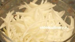 4 способа нарезки лука - Рецепт Бабушки Эммы