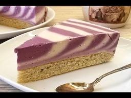 Алена Митрофанова -  Творожный ягодно-банановый торт