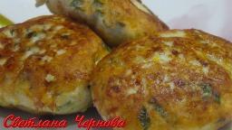 Куриные Котлетки с Овощами  (Очень Сочные, Домашний Рецепт)/Chicken Cutlets | Рецепт Светланы Чернов
