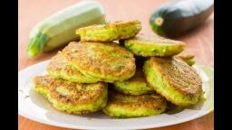 Оладьи из кабачков, цветной капусты и варёной картошки по-индийски Лазерсон Мировой повар