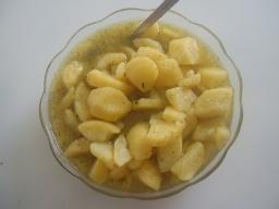 Картофельный салат 2 | Рецепт Маринкины Творинки