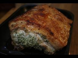 Юля Высоцкая  — Лучший рецепт запеченной свинины