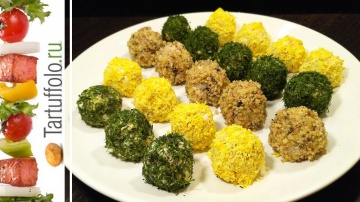 Суперская Праздничная Тарелка с Салатами Гости будут в восторге Новогодний рецепт