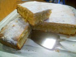 Пирог яблочно-лимонный сказочно вкусный | Рецепт Светланы Черновой