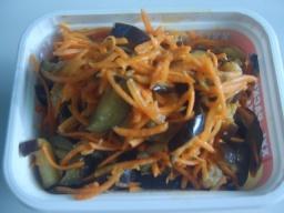 Баклажаны с морковью | Рецепт Маринкины Творинки