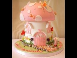 Торты детям на день рождения - Идеи украшения тортов .