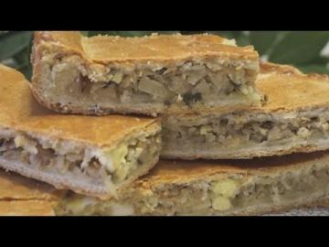 Калинина Наталья  Быстрый капустный пирог. Ароматный, сочный и Ооочень вкусный!