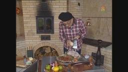 Ханкишиев Рыба-пицца и баклажаны-ляванги в тандыре