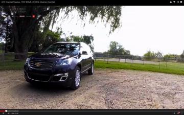 2015 Chevrolet Traverse - TEST DRIVE / REVIEW - Bowman Chevrolet