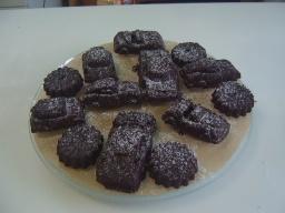 Шоколадные кексы | Рецепт Маринкины Творинки