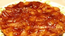 Французский яблочный тарт Татен - Рецепт Бабушки Эммы