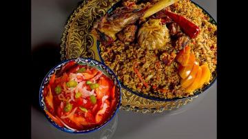 Сталик Мой самый лучший рецепт узбекского плова по-фергански на живом огне со всеми подробностями
