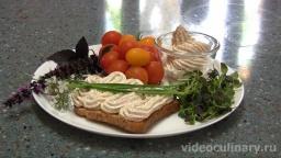 Селёдочное масло с икрой - Рецепт Бабушки Эммы