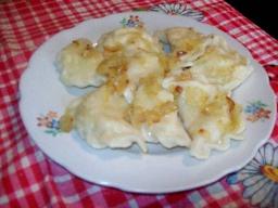 Рецепт Светланы Черновой Идеи для обеда,вареники с картошкой,котлеты,шарлотка с яблоками