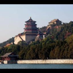 80 чудес света: Летний императорский дворец в Пекине: Сад Мира и Гармонии: Часть 19