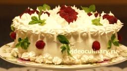Рецепты тортов от Бабушки Эммы - Бисквитный торт