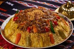 Кус-кус | Рецепт Сталика Ханкишиева