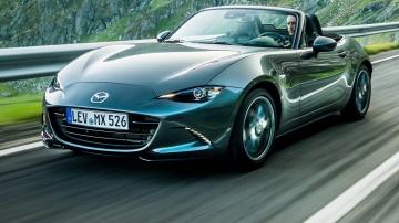 2019 Mazda MX-5 Miata - First Drive Test Video Review