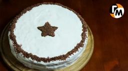 Быстрый бисквитный торт -- Голодный Мужчина, Выпуск 24