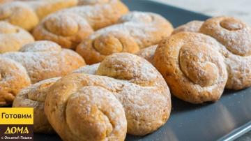 Оксана Пашко -  Домашнее печенье к чаю за 30 минут. Простой рецепт печенья на скорую руку