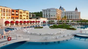 Отдых в Турции Amara Dolce Vita Luxury 5 Всё включено Обзор