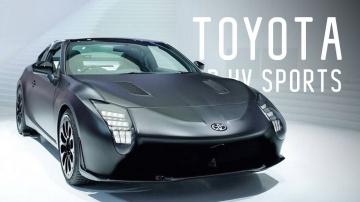 Toyota GR HV Sports | БОЛЬШОЙ ТЕСТ ДРАЙВ