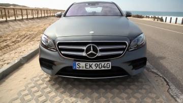 Mercedes E Class W213 тест драйв и обзор! Мерседес Е Класс by InfoCar ua