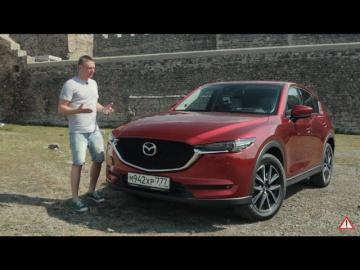 Mazda CX5 2017 Тест Драйв | Игорь Бурцев