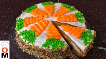 Ольга Матвей | Морковный торт - Простой и Очень Вкусный рецепт