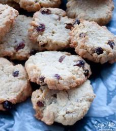 Юлия Высоцкая — Овсяное печенье с изюмом