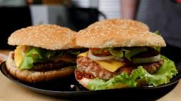 Гамбургер - Как приготовить простой и вкусный | Способ приготовления