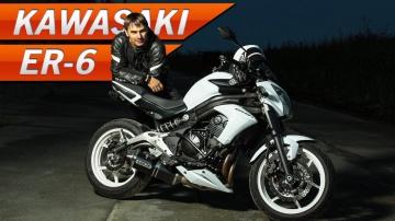 ТЕСТ-ДРАЙВ KAWASAKI ER-6N от Jet00CBR   Обзор мотоцикла Ninja 650