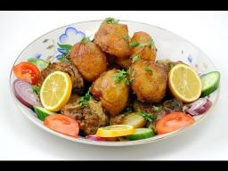 Ханкишиев Казан-кебаб: картошка с мясом в казане - Видео рецепт