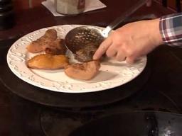 Ханкишиев Сталик: казан-кебаб (пирожок) - Видео рецепт