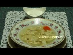 Пельмени из курицы - Рецепт Бабушки Эммы