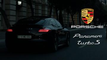 Тест-драйв от Давидыча Porsche Panamera turbo s