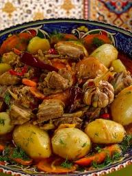 Настоящая узбекская думляма, димлама, дымлама | Рецепт Сталика