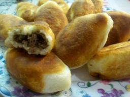 Пирожки на кефире-очень оригинальный и бюджетный рецепт   Рецепт Светланы Черновой