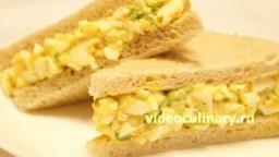 Яичный салат - Рецепт Бабушки Эммы