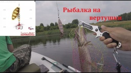 Ловля щуки и окуня на вертушки Lucky John - Новое для меня озеро | Простая рыбалка