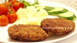 Зразы мясные рубленые - Рецепт Бабушки Эммы