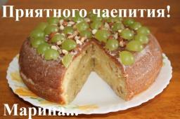 Творожный кекс с изюмом в мультиварке | Рецепт Марины Петрушенко