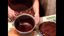 Ольга Матвей  -  Пражский Торт/Торт Прага (Бабушкин Рецепт) Очень Вкусный и Сочный | Chocolate Cake