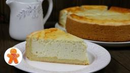 Творожный пирог очень вкусный, нежный и воздушный |Рецепт