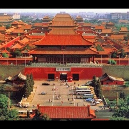 80 чудес света: Запретный город в Пекине: Колыбель Китайских Императоров: Часть 18