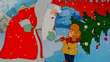 Новогоднее путешествие   Советские мультфильмы для детей