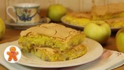Шарлотка с яблоками |Рецепт