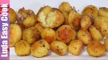 Позитивная Кухня СЕКРЕТ Вкусной КАРТОШКИ в духовке рецепт - Delicious Dishes of potatoes in the oven