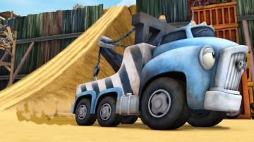 Трактаун Самый мощный грузовик Мультики про машинки для мальчиков
