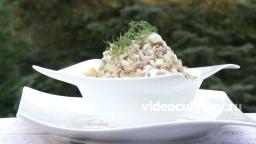 Картофельный салат с тунцом - Рецепт Бабушки Эммы